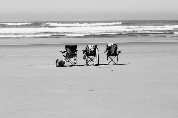 Three by the Sea, Oregon Coast