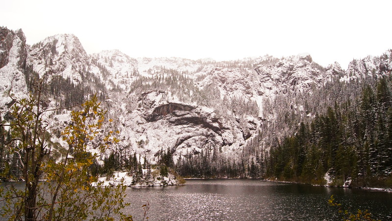 Lake Angeles, Olympic National Forest, WA