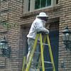 Bee  Keeper Mike Rodriguez