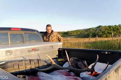 2012 Bow hunting