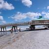 Jacksonviille Beach Floridada Post Matthew