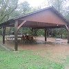actual current flowing in the picnic shelter