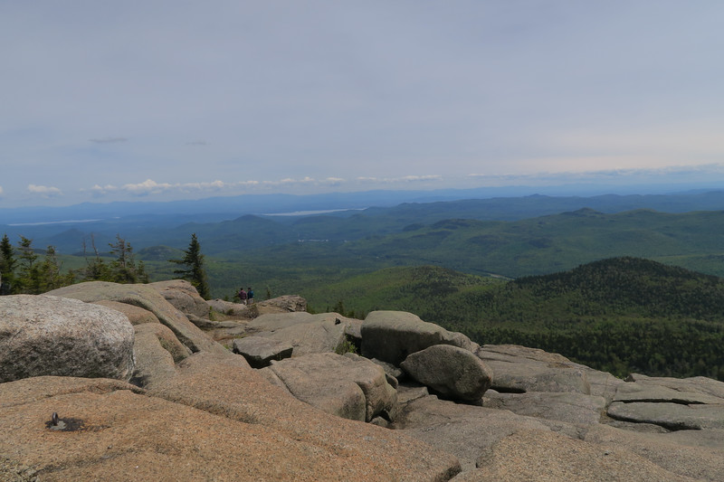 Lake Champlain and Green Mountains of Vermont