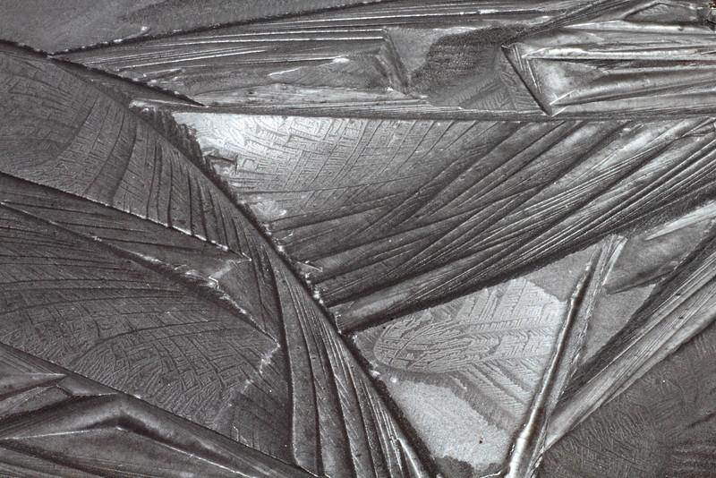 Ice pattern- Crex Meadows