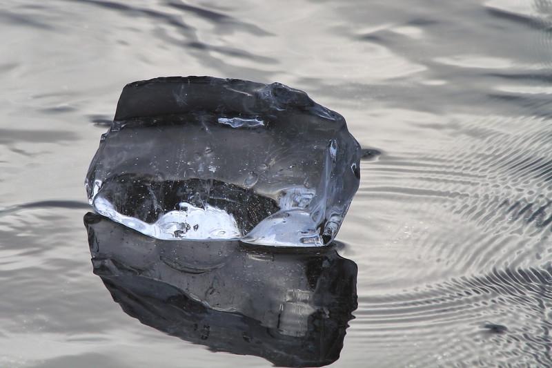 Ice Chunk- Lake Superior, Duluth