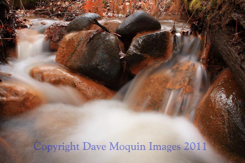 Paint Mine Creek- Grantsburg,WI