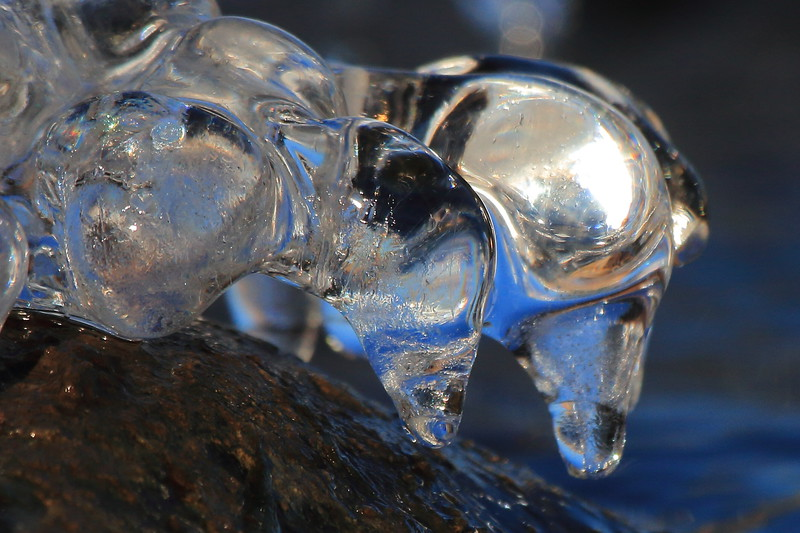 Ice Formation- Coon Rapids Dam