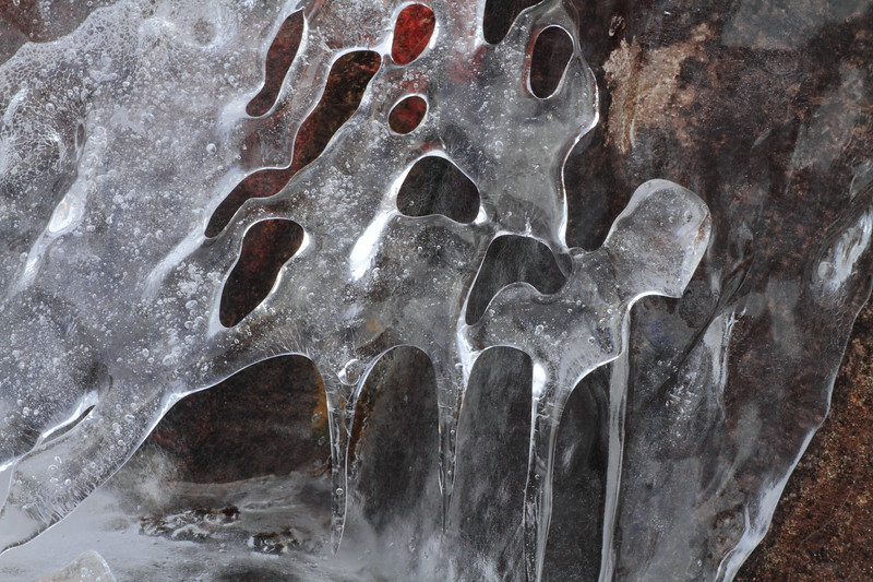 Ice Formation- Artists Point, Grand Marais, MN