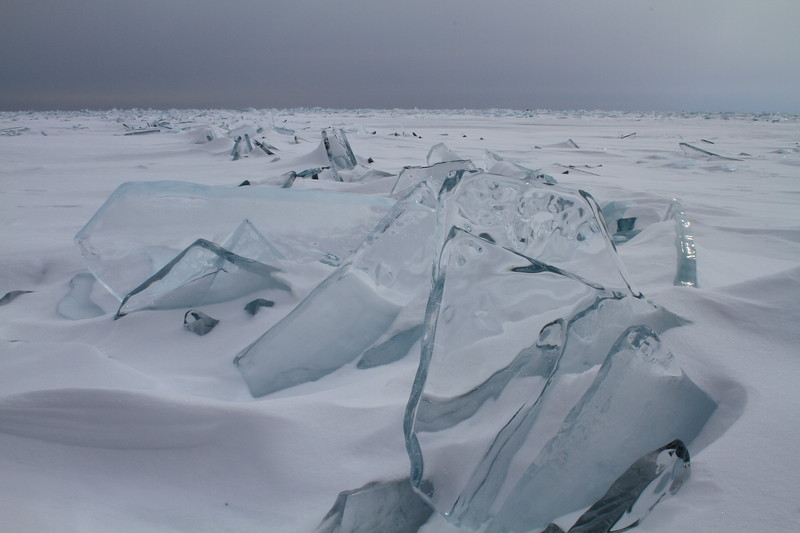 Ice Rift- Lake Superior