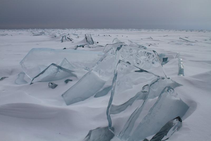 Ice Rift- Lake Superior