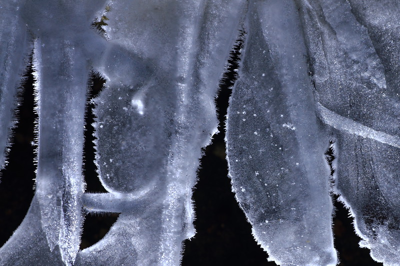 Ice Formation- Mississippi River
