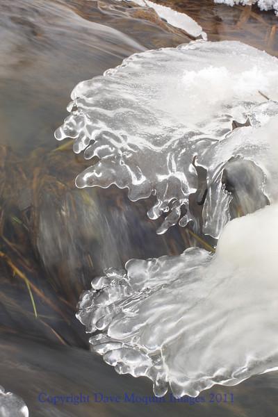 Ice on Stream