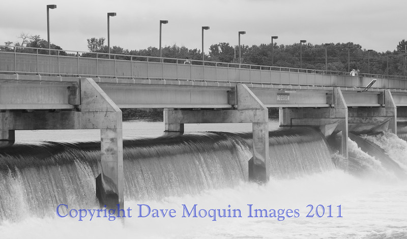 Coon Rapids Dam- Mississippi River