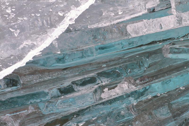 Ice Slab Stack- Lake Superior