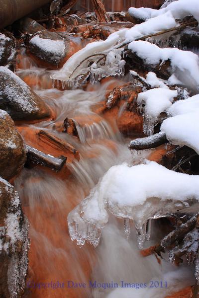 Paint Mine Creek