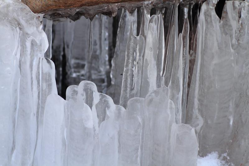 Ice Formation- Brighton Beach