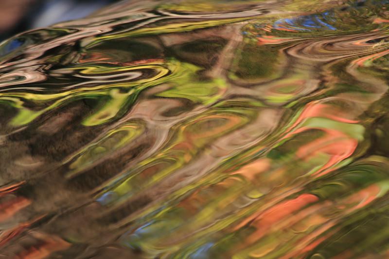 Reflections- Lyman Lake, Carleton Colege