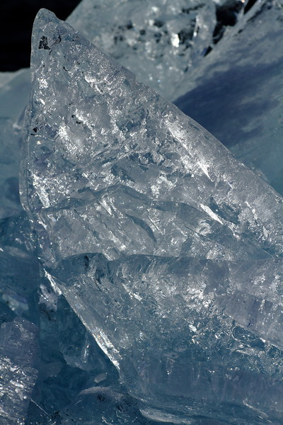 Ice Slabs- Lake Superior
