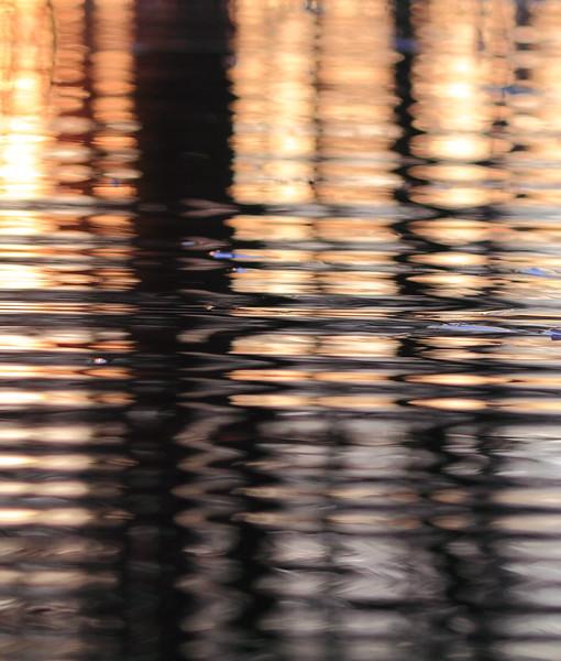 Kylingstad Flowage at sunrise