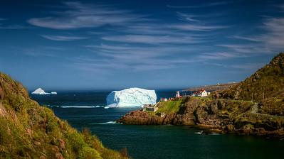 Iceberg, St. John's