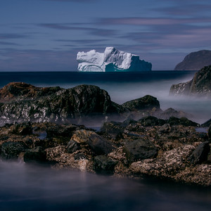 Iceberg, Portugal Cove, NL