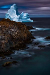 Iceberg Grates Cove, NL