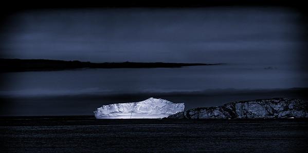 Iceberg, Twillingate, NL