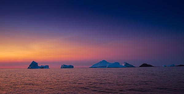 Iceberg Armada