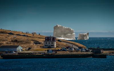 Iceberg Ferryland , NL