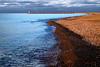 Question Mark (thunderstorm, Lake Superior, Grand Marais Michigan)