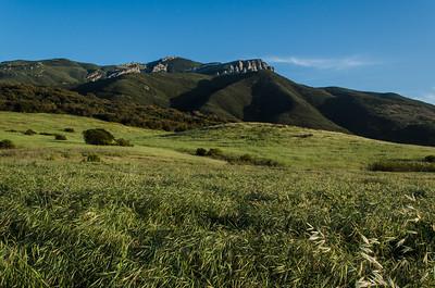 Boney Mountain, Santa Monica Mountain Recreational Area