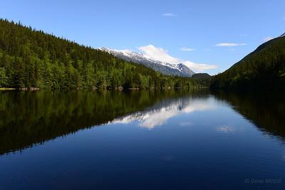 Lower Dewey Lake, above Skagway, Alaska