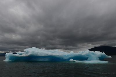 Iceberg, Holkham Bay, Alaska