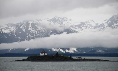 Eldred Rock Lighthouse, Alaska