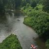 Kayakers in Gunpowder Falls State Park