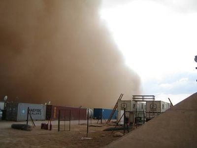 Iraq Sand Storm