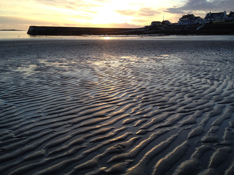 Sunset in Kilkee