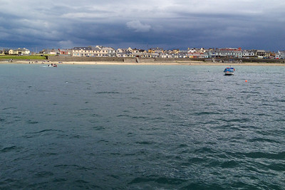 Rain is on its way to Kilkee