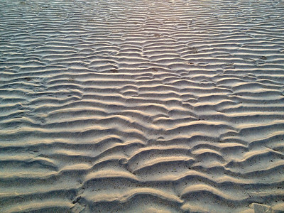 Ripples on Kilkee beach