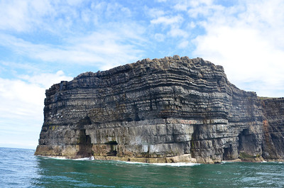 Turbidites of the Ross Sandstone at Loop Head