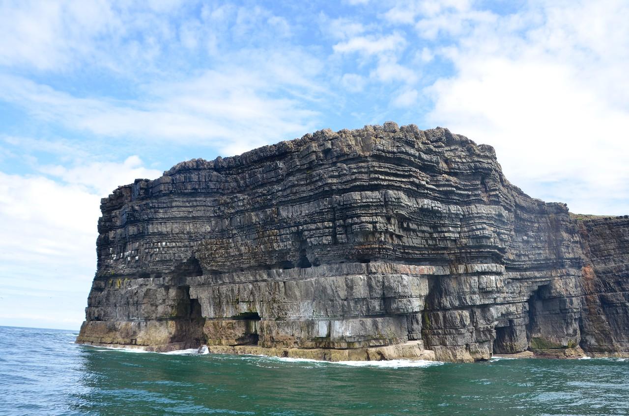 Turbidites of the Ross Sandstone at Loop Head
