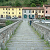 Medieval bridge near Lucca