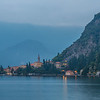 Varenna at twilight