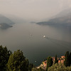 We made several excursions via ferry on Lake Como