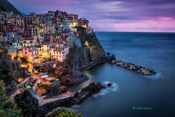 Italy - Northwest Coast