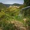 Hilltop town of Corniglia