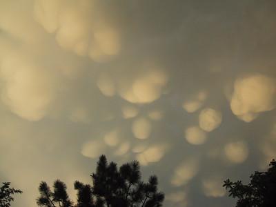 Jamie's Storm Clouds 2004