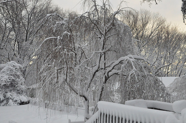 January 27th snowstorm