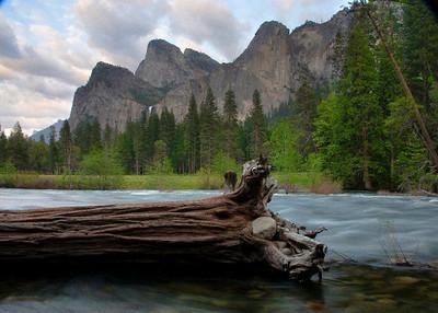 Jennifer at Yosemite