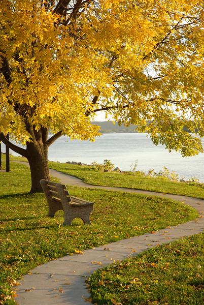 H2I071D Mississippi River, Savanna, IL